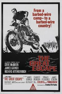 The Great Escape, 1963, Directed by John Sturges