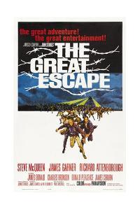 The Great Escape, 1963