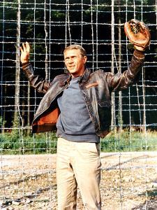 The Great Escape, Steve McQueen, 1966