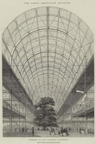 The Great Exhibition Building--Giclee Print