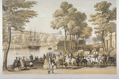 The Great Exhibition, Hyde Park, Westminster, London, 1851-Day & Son-Giclee Print