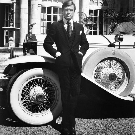 The Great Gatsby, Robert Redford, 1974--Photo