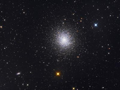 The Great Globular Cluster in Hercules-Stocktrek Images-Photographic Print