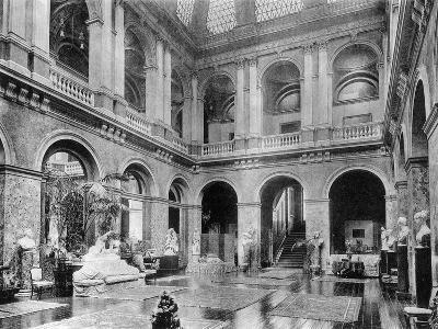 The Great Hall, Bridgewater House, 1908-HN King-Giclee Print