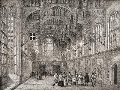 The Great Hall--Giclee Print