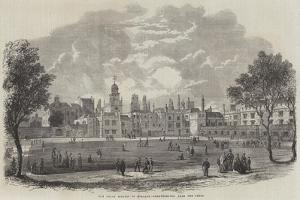 The Great Schools of England, Charterhouse from the Green