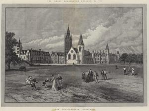 The Great Schools of England, the Charterhouse, Godalming