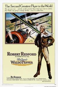 The Great Waldo Pepper, Robert Redford, 1975