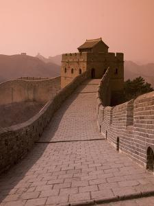 The Great Wall of China at Jinshanling, UNESCO World Heritage Site, China, Asia