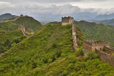 The Great Wall of China Jinshanling, China-Darrell Gulin-Photographic Print