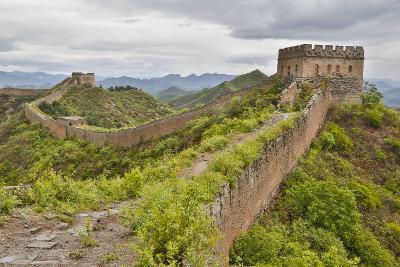 The Great Wall of China Jinshanling, China-Darrell Gulin-Photographic Print