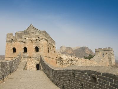 The Great Wall of China, UNESCO World Heritage Site, Jinshanling, China, Asia--Photographic Print