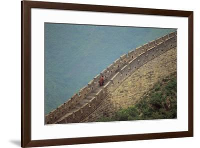 The Great Wall-Basil Pao-Framed Giclee Print