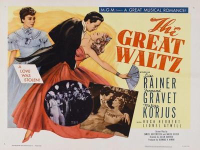 The Great Waltz, 1938