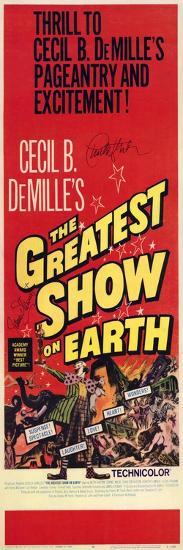 The Greatest Show on Earth, 1967--Art Print