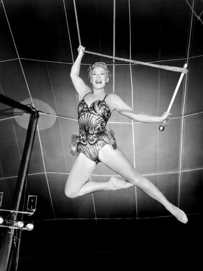 The Greatest Show on Earth, Betty Hutton, 1952--Photo