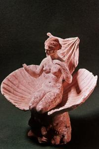 The Greek Goddess Aphrodite, 3rd Century