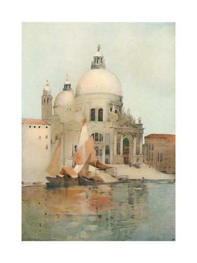 The Grey Salute, 1894,-Arthur Melville-Giclee Print