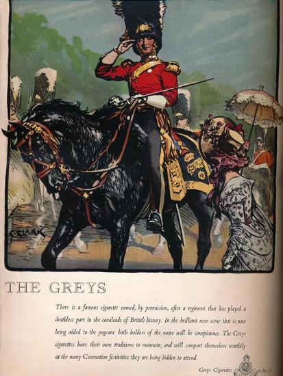 'The Greys - Greys Cigarettes', 1937-Unknown-Giclee Print