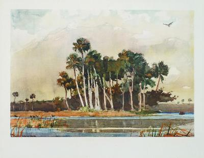 The Grove-Winslow Homer-Collectable Print