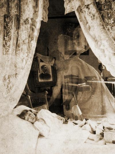 The Guardian Angel, 1901--Giclee Print