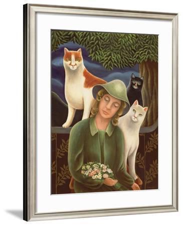 The Guardians-Jerzy Marek-Framed Giclee Print