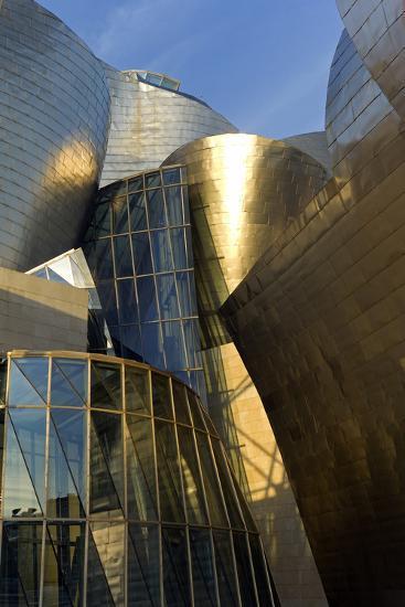 The Guggenheim Museum in Bilbao-Tino Soriano-Photographic Print
