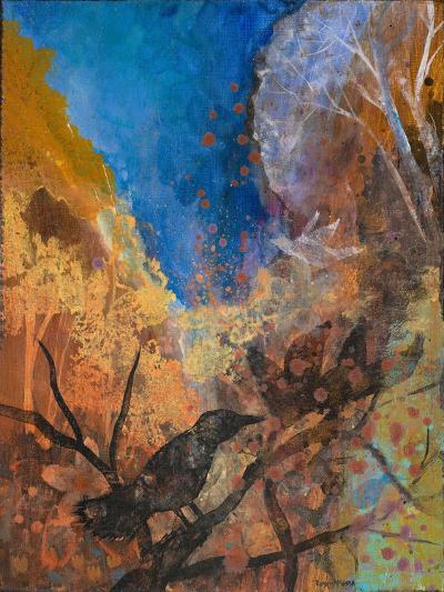 The Guide-Robin Maria-Art Print