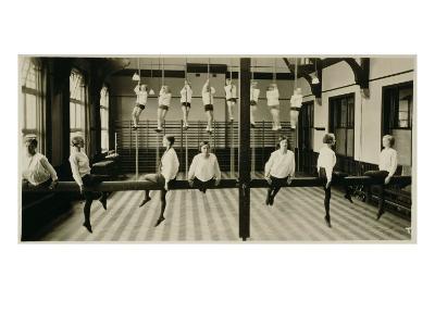 The Gymnasium, London Grammar School for Girls, 1936--Giclee Print