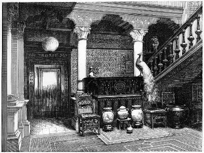 The Hall, C1880-1882--Giclee Print
