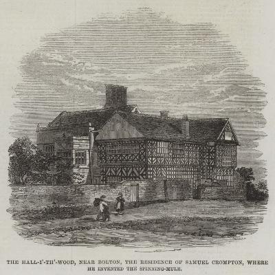 The Hall-I'-Th'-Wood--Giclee Print