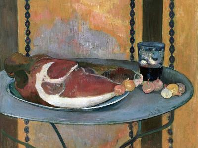 The Ham-Paul Gauguin-Giclee Print