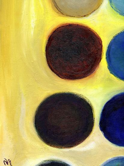 The Happy Dots 4, 2014-Nancy Moniz Charalambous-Giclee Print