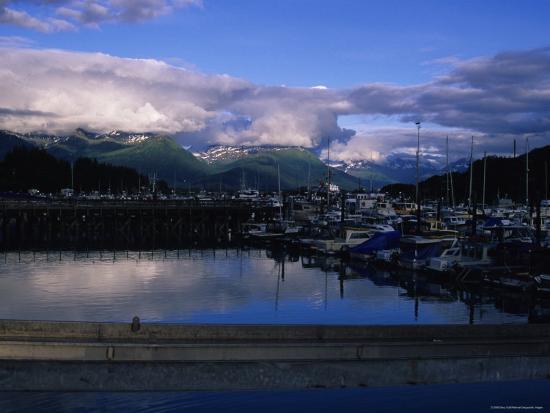 The Harbor of Valdez, Alaska-Stacy Gold-Photographic Print