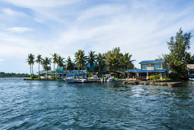 The Harbour of Koror, Palau, Central Pacific, Pacific-Michael Runkel-Photographic Print