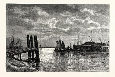 The Harbour, Rye, UK--Giclee Print