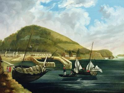 The Harbour, Torquay, C.1780--Giclee Print