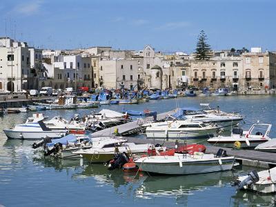 The Harbour, Trani, Puglia, Italy, Mediterranean-Sheila Terry-Photographic Print