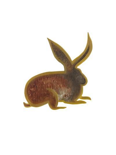The Hare, 2009-Cristina Rodriguez-Giclee Print