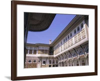 The Harem, Topkapi Palace Museum, Istanbul, Turkey, Europe-Michael Short-Framed Photographic Print