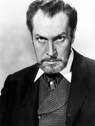 The Haunted Palace, Vincent Price, 1963--Photo