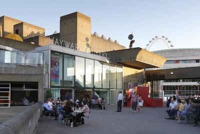 The Hayward Art Gallery, London, 2010-Peter Thompson-Photographic Print