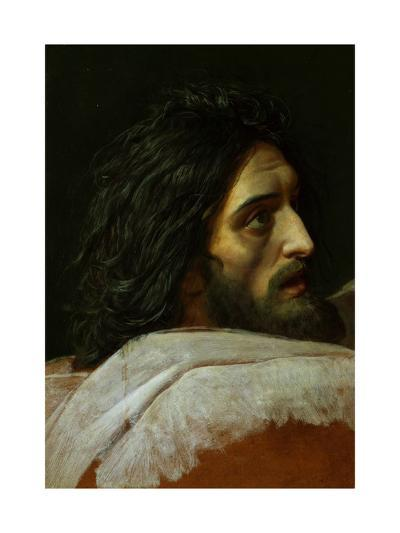 The Head of Saint John the Baptist, End 1830S-Alexander Andreyevich Ivanov-Giclee Print