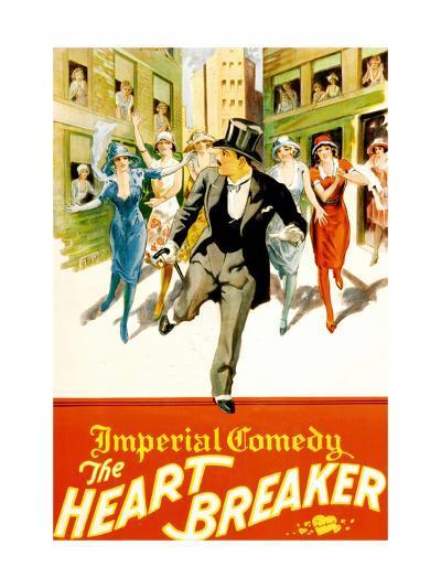 The Heart Breaker--Art Print