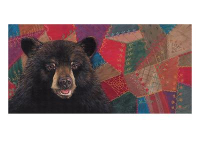 The Heirloom Bear Quilting Society-Penny Wagner-Premium Giclee Print