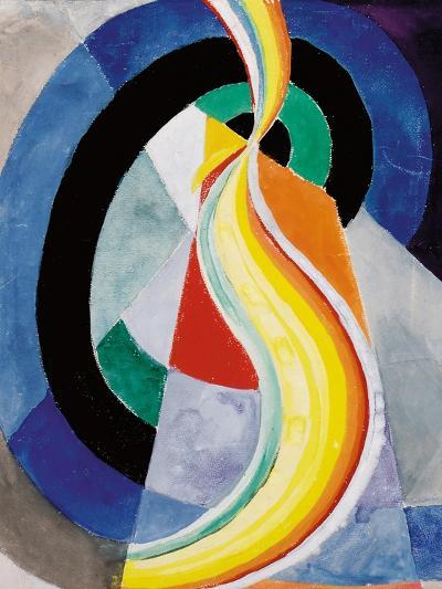 The Helix, 1923-Robert Delaunay-Giclee Print