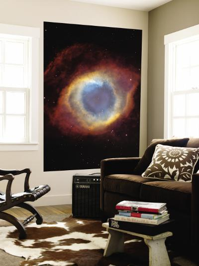 The Helix Nebula--Wall Mural