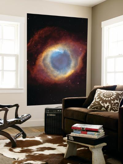 The Helix Nebula--Giant Art Print