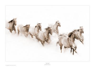 The Herd-Robert Dawson-Art Print