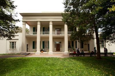 The Hermitage Home of President Jackson in Nashville Tennessee--Photographic Print